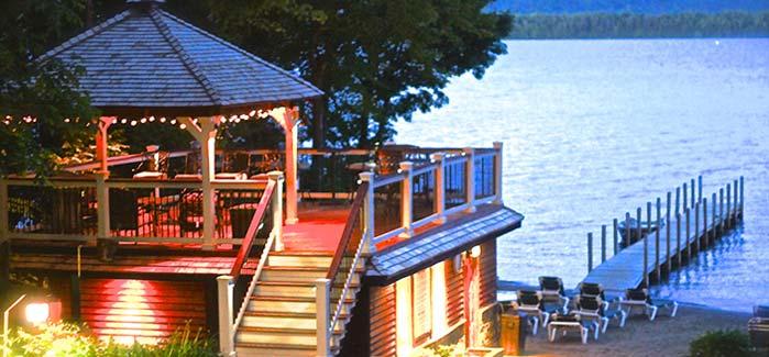 Juliana Resort Boathouse